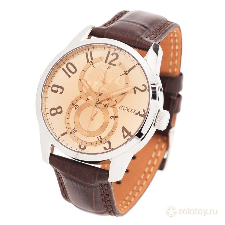 GUESS W95127G2 ТОВ № 77872 Цена на 20.01.2014 - 5690 р. http://www.zolotoy.ru/catalog/watch/2078119492366/#ad-image-0 #часы #ювелирныймагазин #золотой