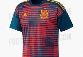 Resultado de imagen para camiseta seleccion española mundial