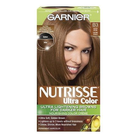 Garnier Nutrisse Ultra Color Permanent Haircolor - 1 ea