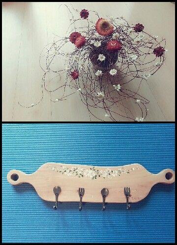 꽃과 벽결이