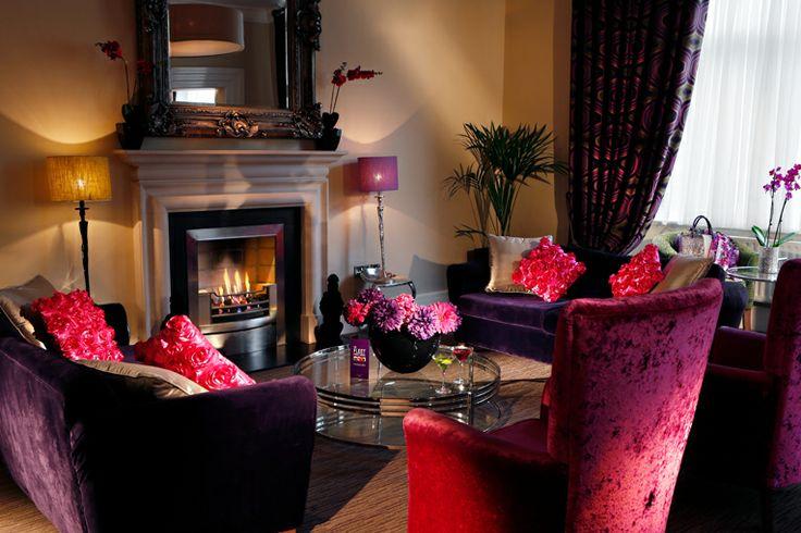 RECEPTION AREA - Fleet Street Hotel Temple Bar Dublin Ireland | Photo Stylist Naomi Dunleavy © Photographer, David Cantwell