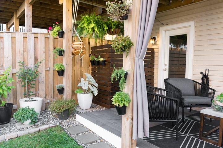 Small Townhouse Patio Ideas My Tiny Backyard This Summer Patio