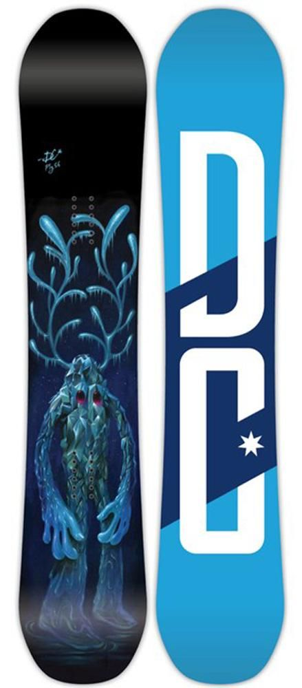 156cm DC Ply Lock and Load Camber Snowboard, Build a Package with Boots and Bindings