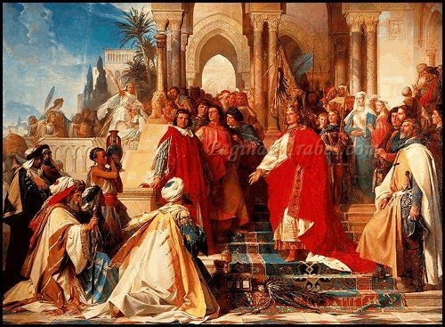 La deuda de Dante y Federico con la cultura árabe - paginasarabes