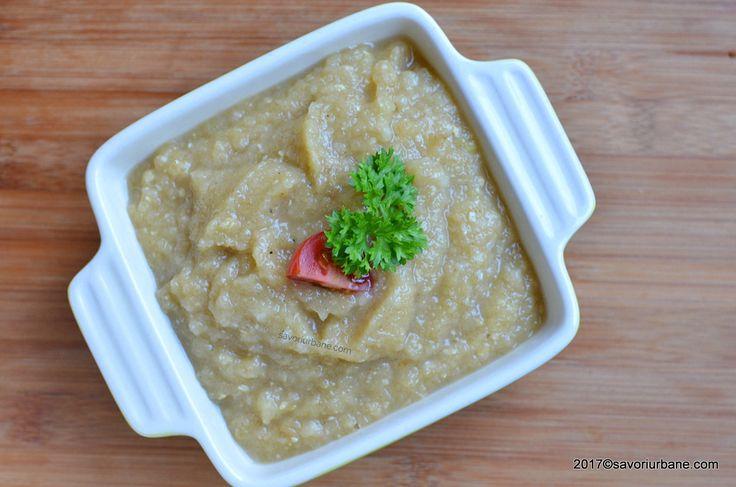 Salata de dovlecei copti reteta economica. O reteta cu dovlecei copti in coaja pe plita sau pe jar, similara cu salata de vinete. Gustul si aroma sunt