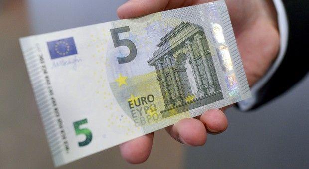 Le nouveau billet de 5 euros expliqué aux enfants