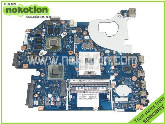 Laptop Motherboard for Acer 5750 MB.BYX02.001 MBBYX02001 LA-6901P Mainboard with Nvidia  Graphic