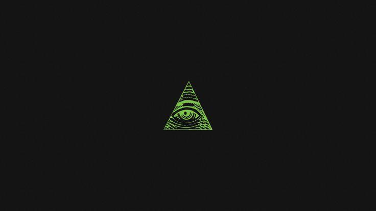 wallpapers mining illuminati logo hd