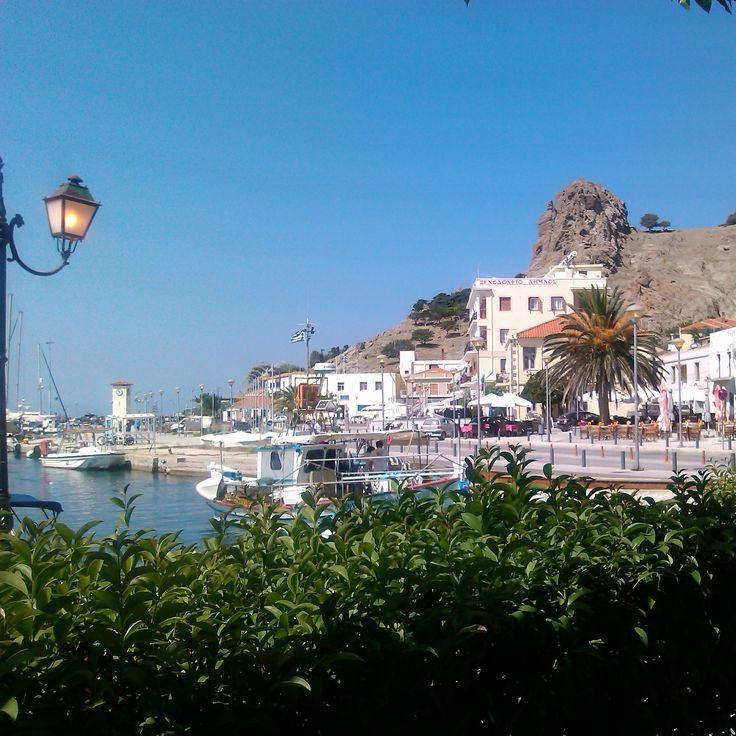 Myrina Limnos island GREECE photo by Electra Koutouki 2014