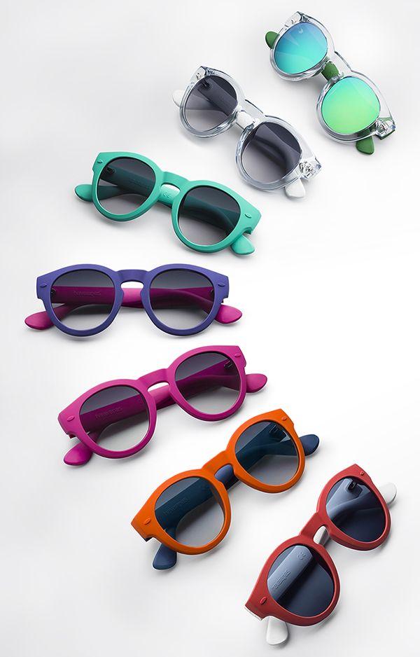 Óculos que pertencem a linha Trancoso (Foto: Divulgação)