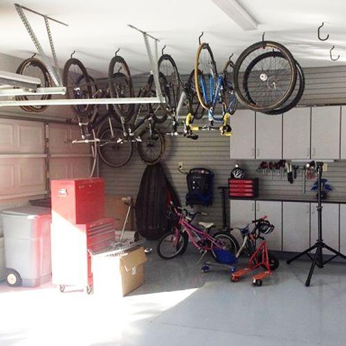 Крепление велосипеда к стене, подвес , вкручивающиеся крюки SIH08 для хранения…