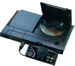 NEC PC Engine Duo - Japan (1991)
