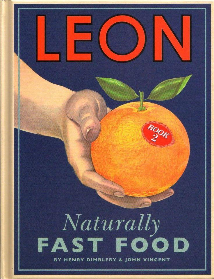 Culinaria Libris: Leon Rides Again