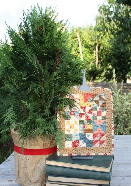 Temecula Quilt Company: We Wish You A Mini Christmas | Finishing