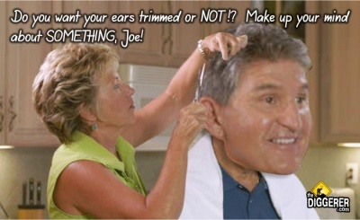 Joe Manchin Angers Barbers and Stylists in Recent Political Ad