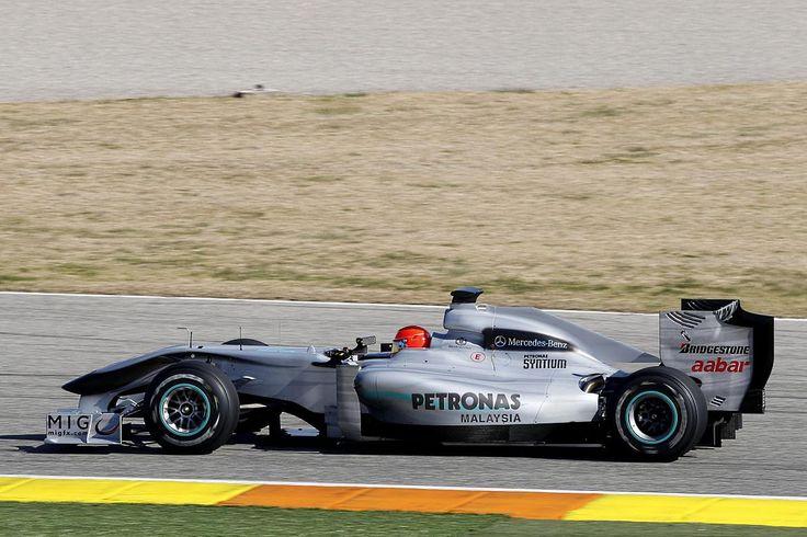 Die Rückkehr des Königs: Michael Schumachers Formel 1-Comeback