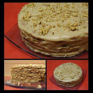 Pradobroty: Plackový dort, alias medovník