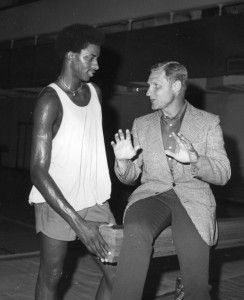 "NC State hired ""Stormin' Norman"" to become head coach of its men's basketball program in 1966. Sloan would come to join Everett Case, his former head coach, on a would-be Mt. Rushmore of NC State coaching greats after his team won the NCAA championship eight years later in 1974."