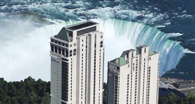 Hilton Hotel and Suites Niagara Falls/Fallsview, ON
