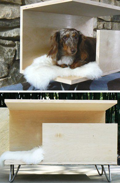 Ikea Hacker Dog House