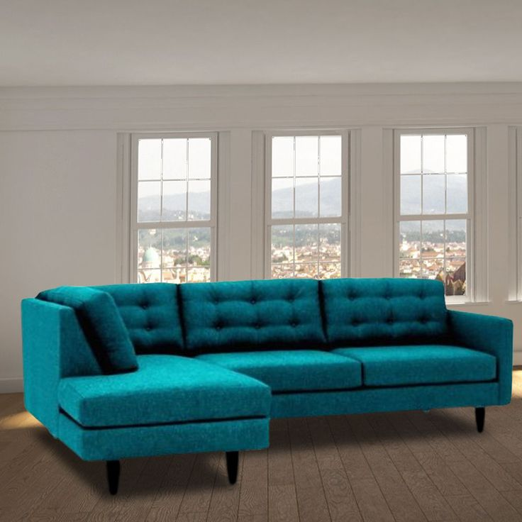 1000+ Ideas About Teal Couch On Pinterest