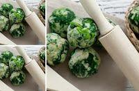 Resep Bola Tahu Bayam Crispy | County of Food