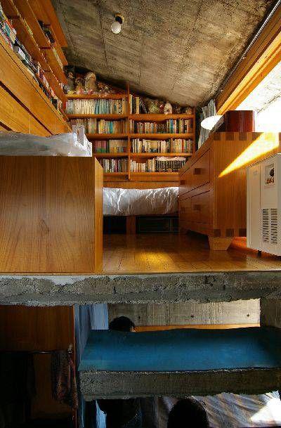 ★昭和の名建築・東孝光設計「塔の家」を見学させて戴きました - ライフスタイルをデザインする建築家の・・・ライフスタイル
