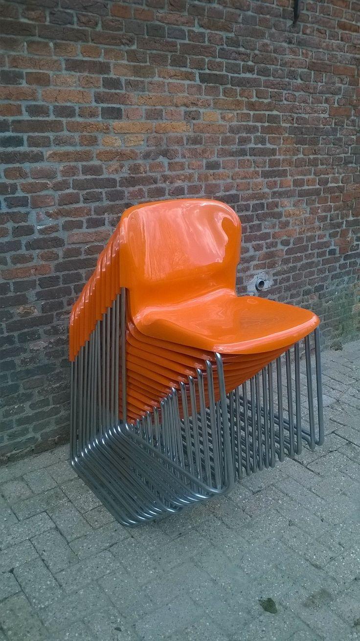 design stoelen Gerd Lange , Swing www.als-nieuw.com
