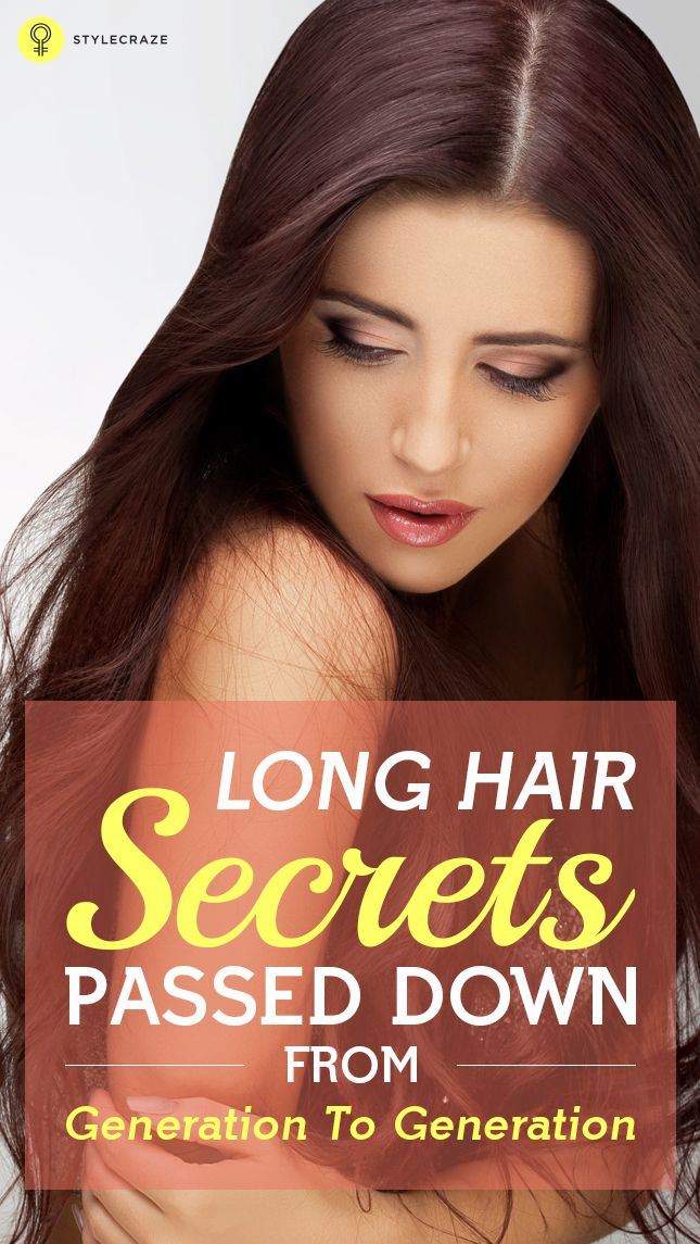 26 Top Tips For Long Hair A Definitive Guide Hair