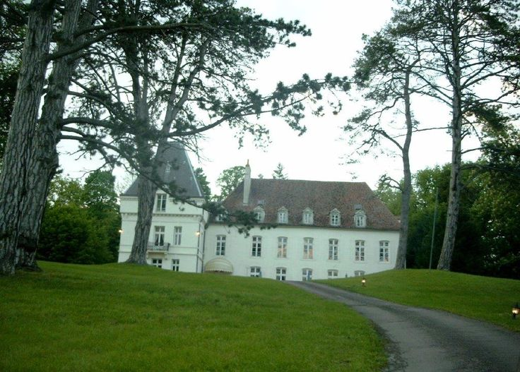 Fain lès Montbard, château de Malaisy