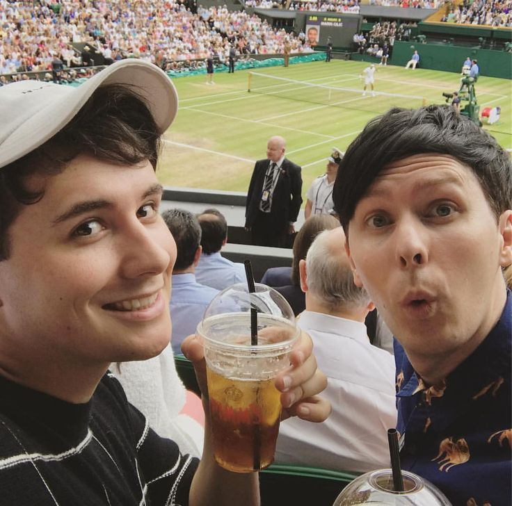 trying to hold this smile for an hour in case i'm on tv (thanks for the seats instagram ) wimbledon