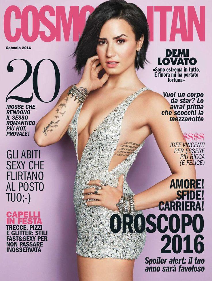 Cosmopolitan italia gennaio 2016