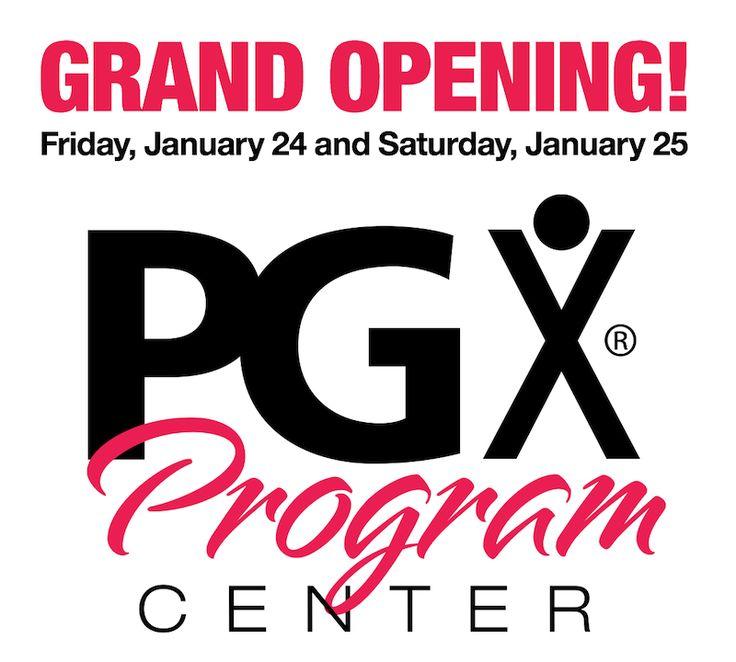 PGX Center - Grand Opening