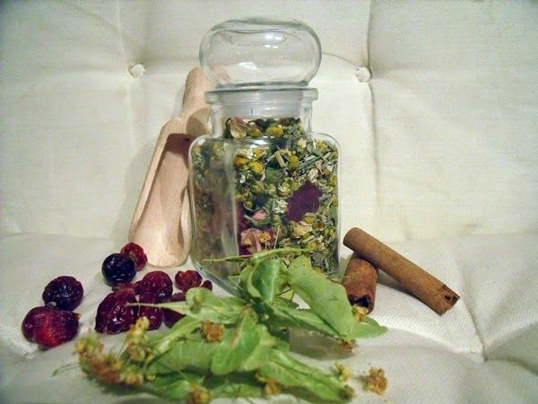 MishaBeauty - DIY kosmetika: Moje oblíbené bylinkové čaje