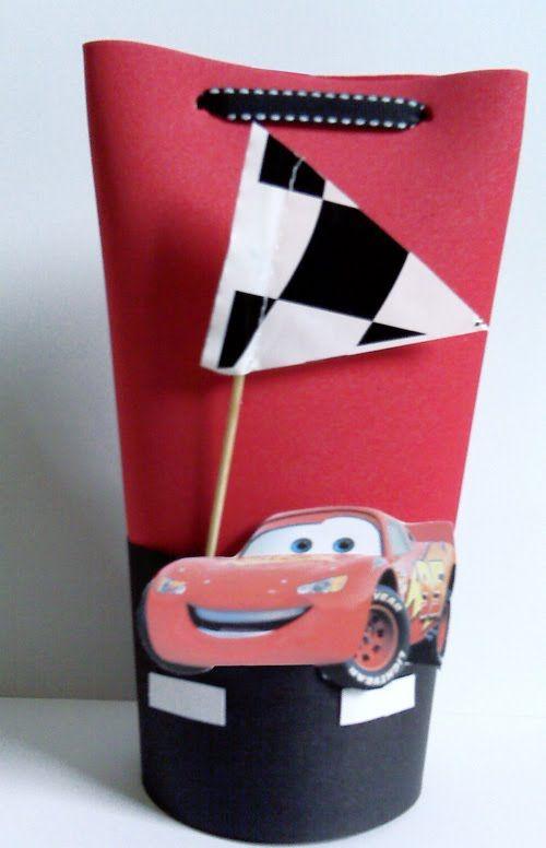 Pin De Mara Handmade En Souvenirs Dulceros By Mara Cars Birthday