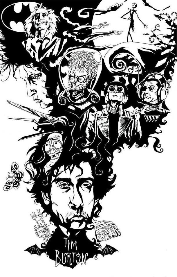Tim Burton                                                                                                                                                     More