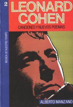 Leonard Cohen Poetry 1986