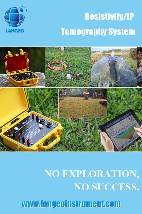 LANGEO: Super Digital Geo-electrical 2D/3D Resistivity/IP Imaging System for Groundwater Exploration, Gold Exploration, Landslide Investigation -www.langeoinstrument.com