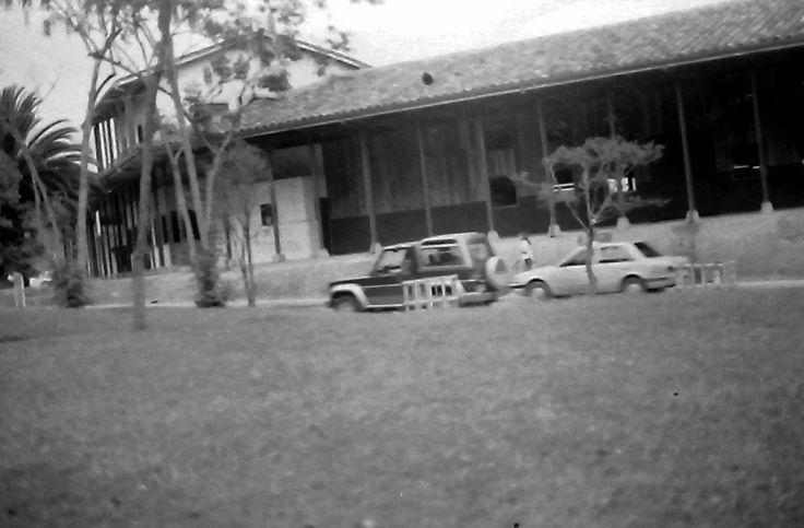 sector El Cable-Facultad de Arquitectura-Universidad Nacional-Manizales