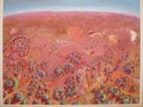 Going To School  100cm x 80cm  giclee print on canvas  $900.00