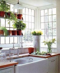 Una Pizca de Hogar: 10 Trucos para Reformar tu cocina sin obras.