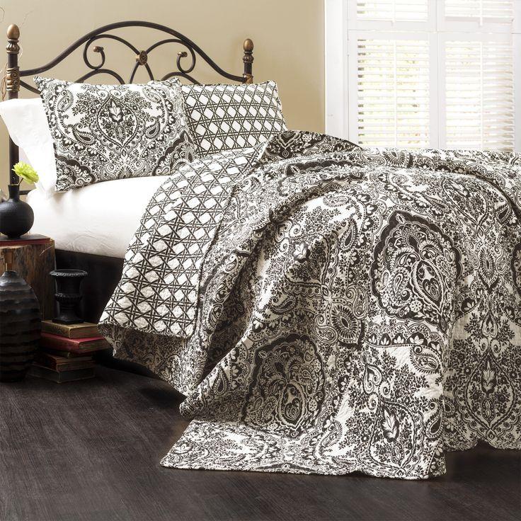 Marvelous Lush Decor Aubree 3 Piece Quilt Set | Overstock.com Shopping   Great Deals. Master  BedroomsQueen ...