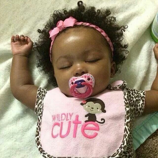 Cutest Little Black Beautiful Babies Pictures Www Picturesboss Com