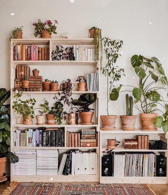 60 Kreative Bücherregal-Ideen, die Ihr Zuhause ve…