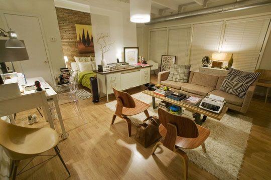78 Best Images About Studio Apartments On Pinterest