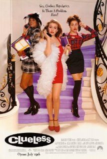 "Clueless (1995)  An iconic coming of age film that is like watching a video.  I've seen it too many times and still like it.  The plot is loosely based on Jane Austen's novel ""Emma""."
