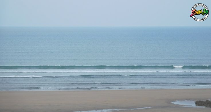 A solid 1ft out there this morning, once again nice and clean! Fairly moderate cross-shores however Once again you're gonna need to get in early this morning as the surf will turn on us by midday!! High Tide (am): 01:51 (6.5m) Low Tide (am): 08:15 High Tide (pm): 14:28 (6.5m) Low Tide (pm): 20:54 Widemouth nice and early Check out our full report, free live web cams, and 7-day forecast here: https://www.zumajay.co.uk/surf-report