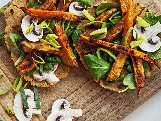 Sötpotatis Recept, sötpotatis i ugn, sötpotatis pommes, sötpotatis röror kolla in alla recept idag!