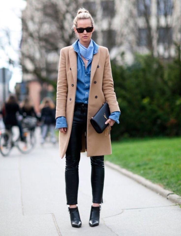 17 Looks En Que Los Básicos Son Los Protagonistas – Cut & Paste – Blog de Moda