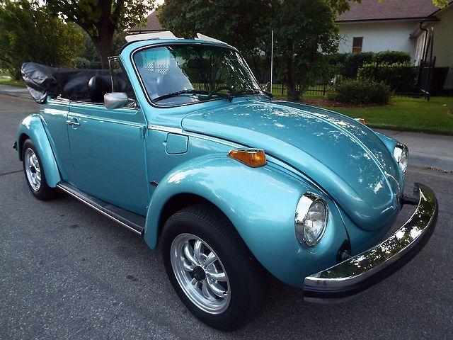 Volkswagen : Beetle - Classic SUPER BEETLE in Volkswagen | eBay Motors